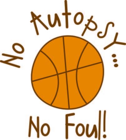 Start a full court press with this basketball design.  Sure to be a three point basket