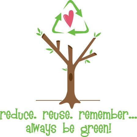madre tierra: Muestre su amor a la madre tierra. Enviar esto alguien que usted sabe que necesitan recordar lo que pueden hacer para ayudar al medio ambiente. Se les va a encantar Vectores