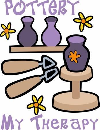 urn: Pottery Tools are the perfect accessory for all your  designing and cutting artwork for pottery making.Pick those design by Concord.