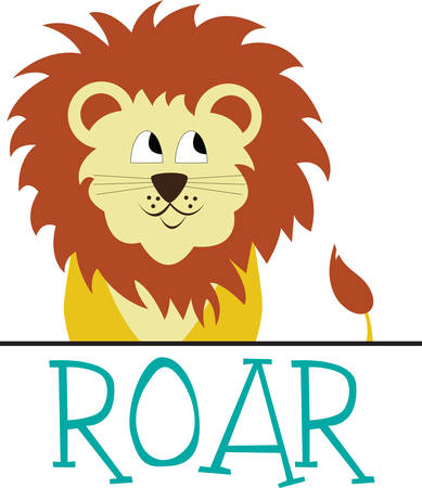 An injured lion still wants to roar.