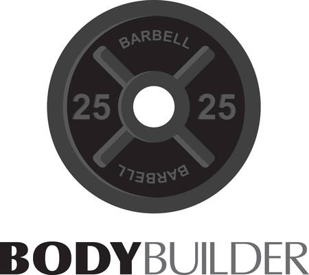 Barbell is a long metal bar to which discs of varying weights are attached at each end used for weightlifting.