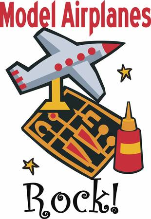 knutsel spullen: Model Airplane is so small airplane. Pick those design by Concord.