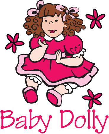The perfect babysafe doll for your little girl.Pick those design by Concord.