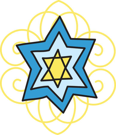 A dreidel is a foursided spinning top with a Hebrew letter on each side.