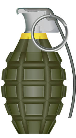 Grenades are used during wars for protection of the country and civilians.