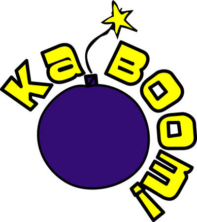 kaboom: We can play Kaboom bomb online game to enjoy .Pick those design by Concord. Illustration