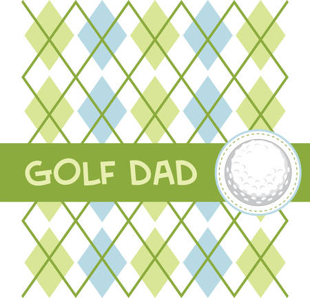 The Golf argyle pattern design is made of diamonds shaped Most argyle layouts contain layers of overlapping motifs adding a sense of threedimensionality movement and texture. Ilustração