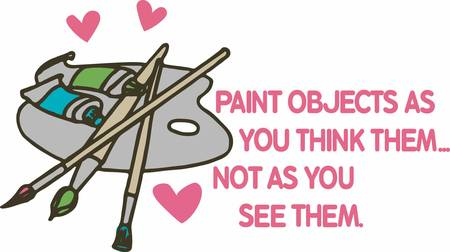 Your attitude is like the minds paint brush . It can paint everything in bright  vibrant colors creating a masterpiece.