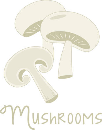 marvelous: Add mushrooms to your salads to feel full of energy. Be healthy with this designs by Concord