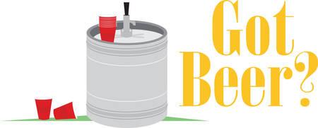 Bier maakt voel je de manier waarop je zou moeten voelen zonder bier.