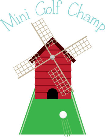 minigolf: Miniature golf also known as minigolf or crazy golf is an offshoot .