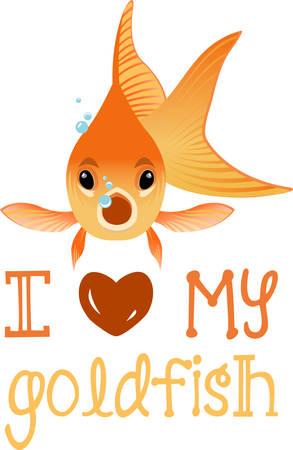 金魚は、東洋スタイルを作成する完璧なデザインです。