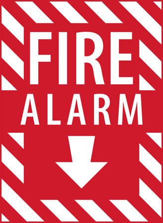 Fire extinguisher signs are a part of your fire safety plan.
