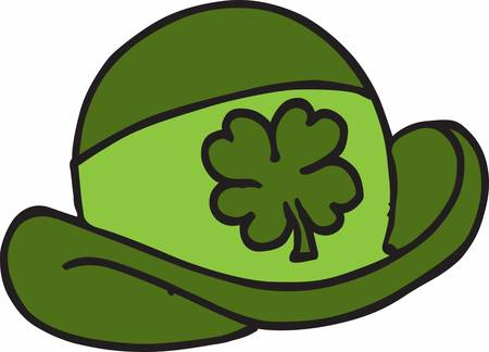 derby hats: For each petal on the shamrock this brings a wish your way. Good health good luck and happiness for today and every day.