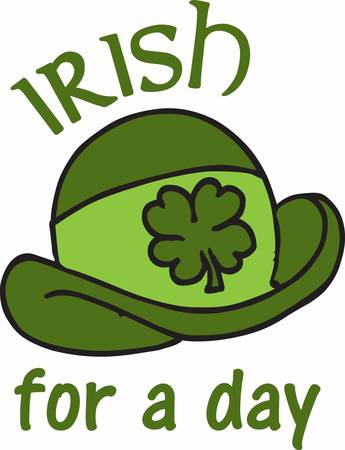 saint paddy's: For each petal on the shamrock this brings a wish your way. Good health good luck and happiness for today and every day.