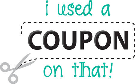 shear: When you think of couponing you picture a mom cutting coupons out of the back of the newspaper.