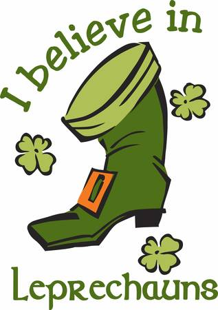 saint paddy's: Most of them like leprechaun Boots. Pick those design by Concord.