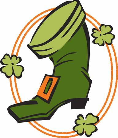 st  paddy's day: Most of them like leprechaun Boots. Pick those design by Concord.