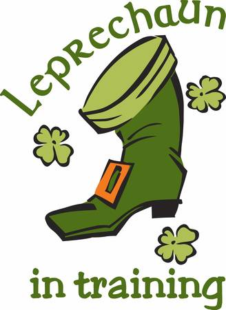 st paddy's: Most of them like leprechaun Boots. Pick those design by Concord.