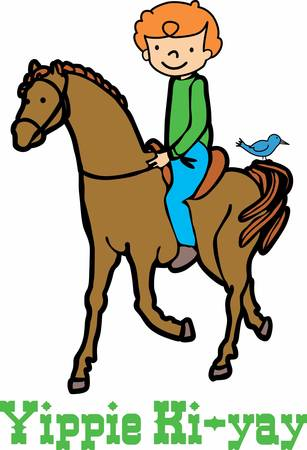 Horse riding is seen to be an adventure sport to boys pick those designs by Concord