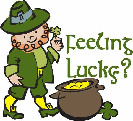 st paddys day: The mythological creature that best represents me is a leprechaun.