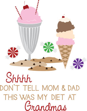 Kids enjoy ice cream cones on a hot summer afternoon.  These are perfect to go on a picnic.  Everyone will love them