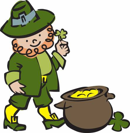 saint paddys day: The mythological creature that best represents me is a leprechaun.