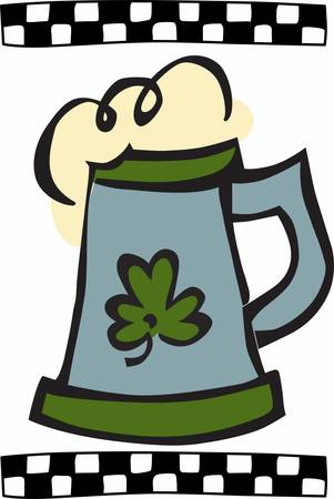 saint paddys day: Beer is proof that God loves us and wants us to be happy.
