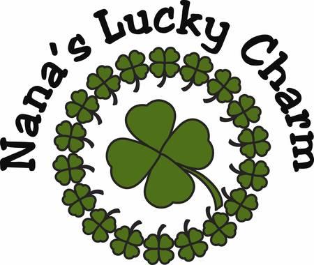 lucky clover: Collect the colourful Lucky Clover Circle