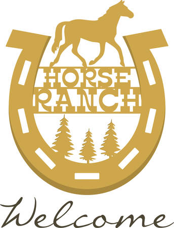 thoroughbred: This is a perfect design for a ranch Pick those design by Concord.