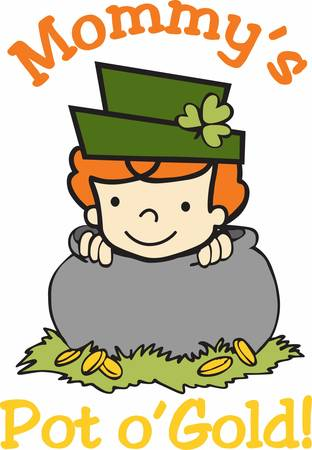 to collect: Collect the wide range of Leprechaun in pot accessory