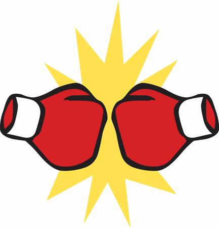 inevitability: Boxing is sort of an inevitability. We know they are going to be pounding each other Illustration