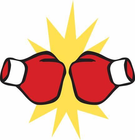 La boxe è una sorta di inevitabile. Sappiamo che stanno per essere martellante vicenda Archivio Fotografico - 41150931