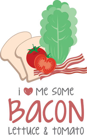 bacon love: Enjoy the delicious taste of this food designs by Concord