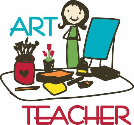 A good teacher is a doctor who heals ignorance and an artist who inspires creativity. Illustration