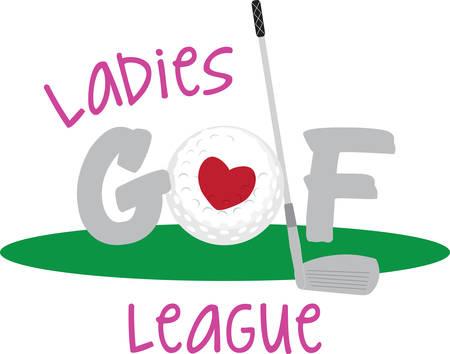 誰もがゴルフのゲームを大好きです。コンコードでそれらのデザインを選択します。  イラスト・ベクター素材