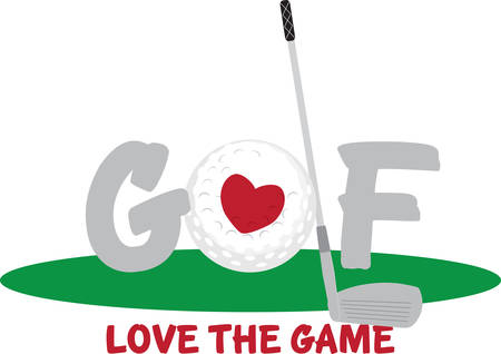 concord: Everyone love golf game . Pick those design by Concord. Illustration