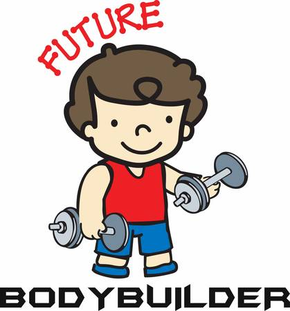 Bodybuilding is much like any other sport. To be successful you must dedicate yourself 100 to your training diet and mental approach Illustration