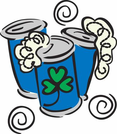 st  paddy's day: Irish Beer Cans a can that holds beer pick those designs by concord