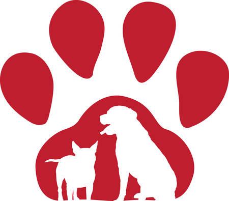 mutt: Salvare un cane non cambier� il mondo, ma sicuramente per che un cane il mondo cambier� per sempre. Vettoriali
