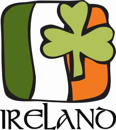 The national flag of Ireland  frequently referred to as the Irish tricolour  is a vertical tricolour of green white and orange pick those designs by concord