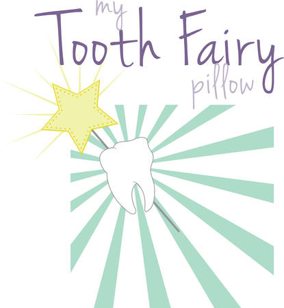 I lost my 1st tooth Im ready for the tooth fairy to visit me.  Give this to your child when they lose their tooth.  They will be so excited