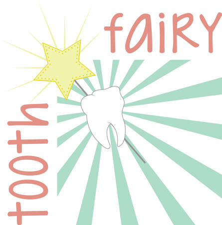 orthodontist: I lost my 1st tooth Im ready for the tooth fairy to visit me.  Give this to your child when they lose their tooth.  They will be so excited