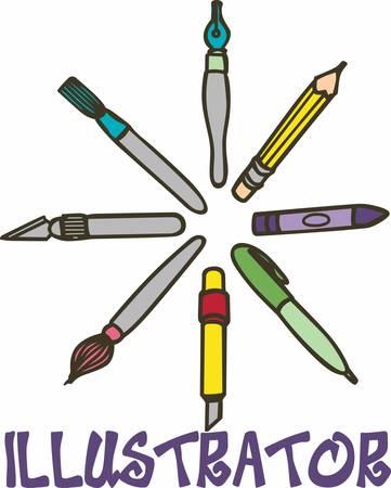 To be a teacher is greatest work of art. Çizim