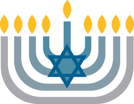 candelabrum: The lighting of the Chanukah menorah has undergone noticeable changes in how it is observed.