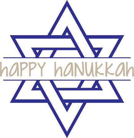 Bring Beautiful Light to Hanukkah With A Stunning New Star of David Çizim