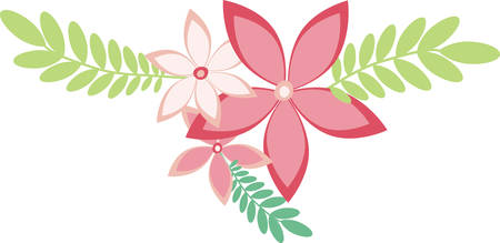 All of us like to look at those pretty flowers blooming all around especially during winter and spring. Pick those designs by Concord Ilustração