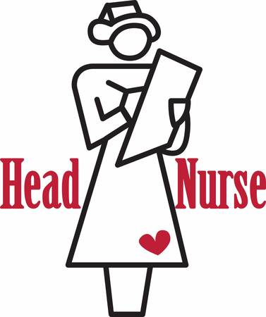 lpn: The person in charge of nursing in a medical institution pick those designs by concord