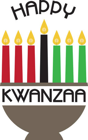 kwanzaa: Kwanzaa is a panAfrican celebration of heritage and culture and family and community.