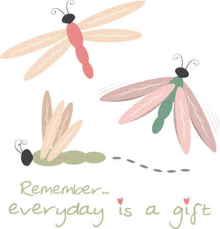 Have you ever spent a summer day watching dragonflies flying around a pond or lake Pick this designs by Concord
